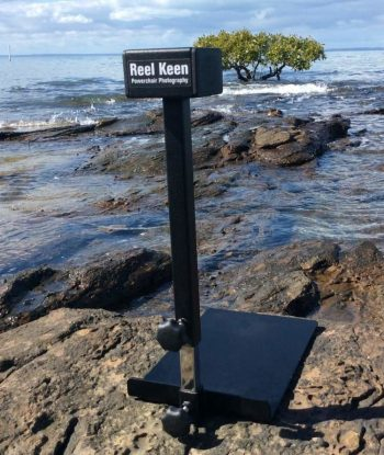 Reel Keen Camera Stand