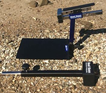 Rod Holder & Camera Stand with one Base plate