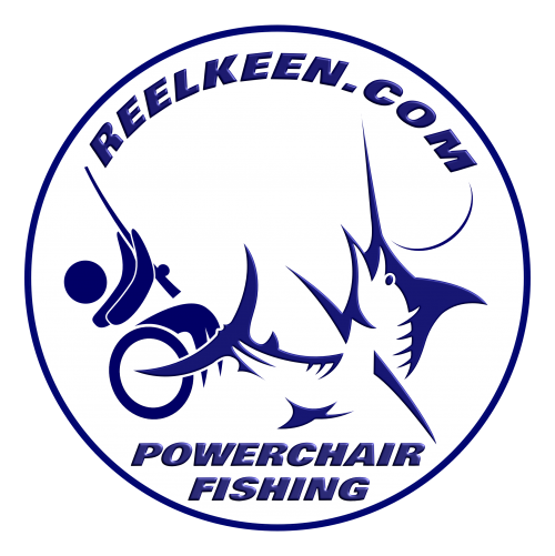 Reel Keen Powerchair Fishing